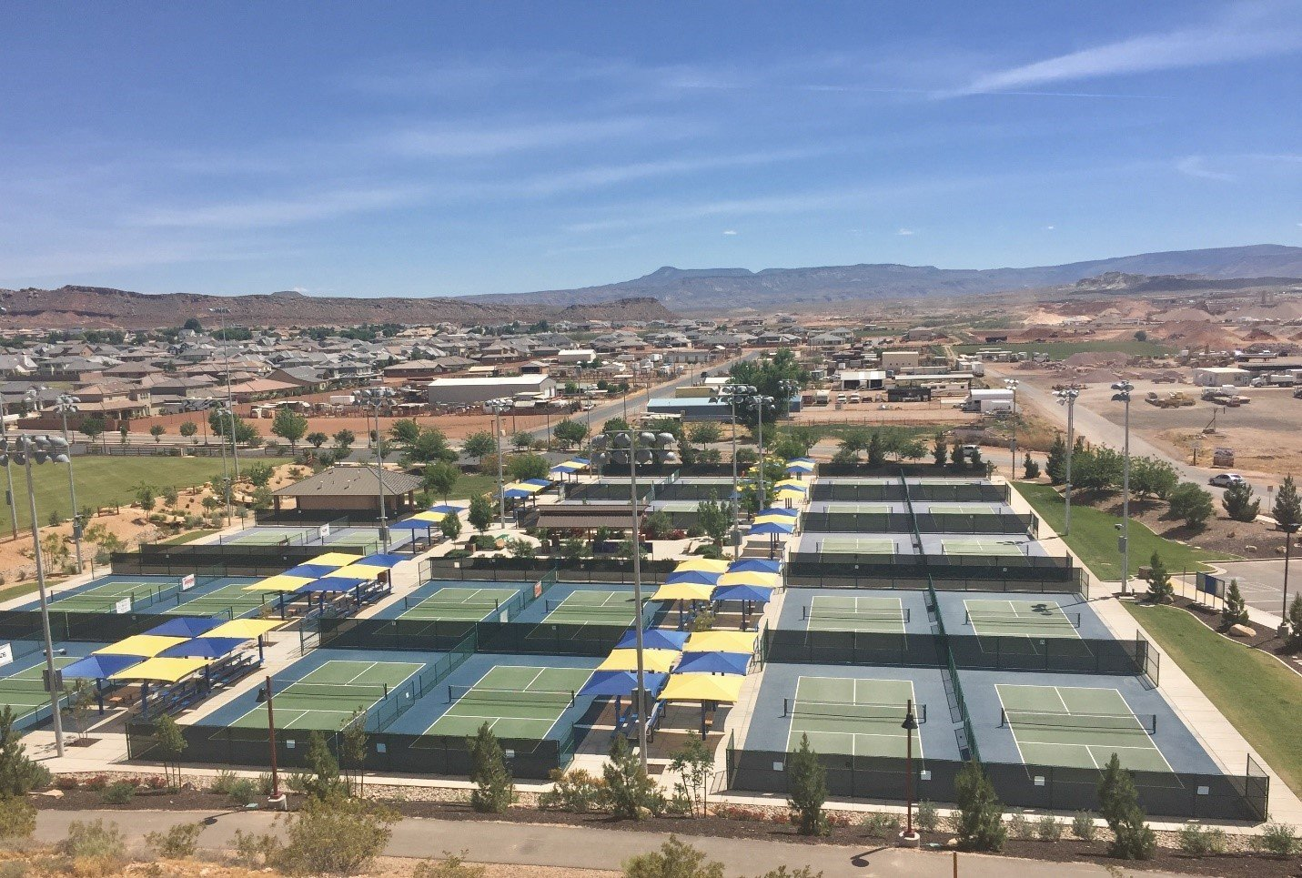 The Fields at Little Valley Pickleball Complex
